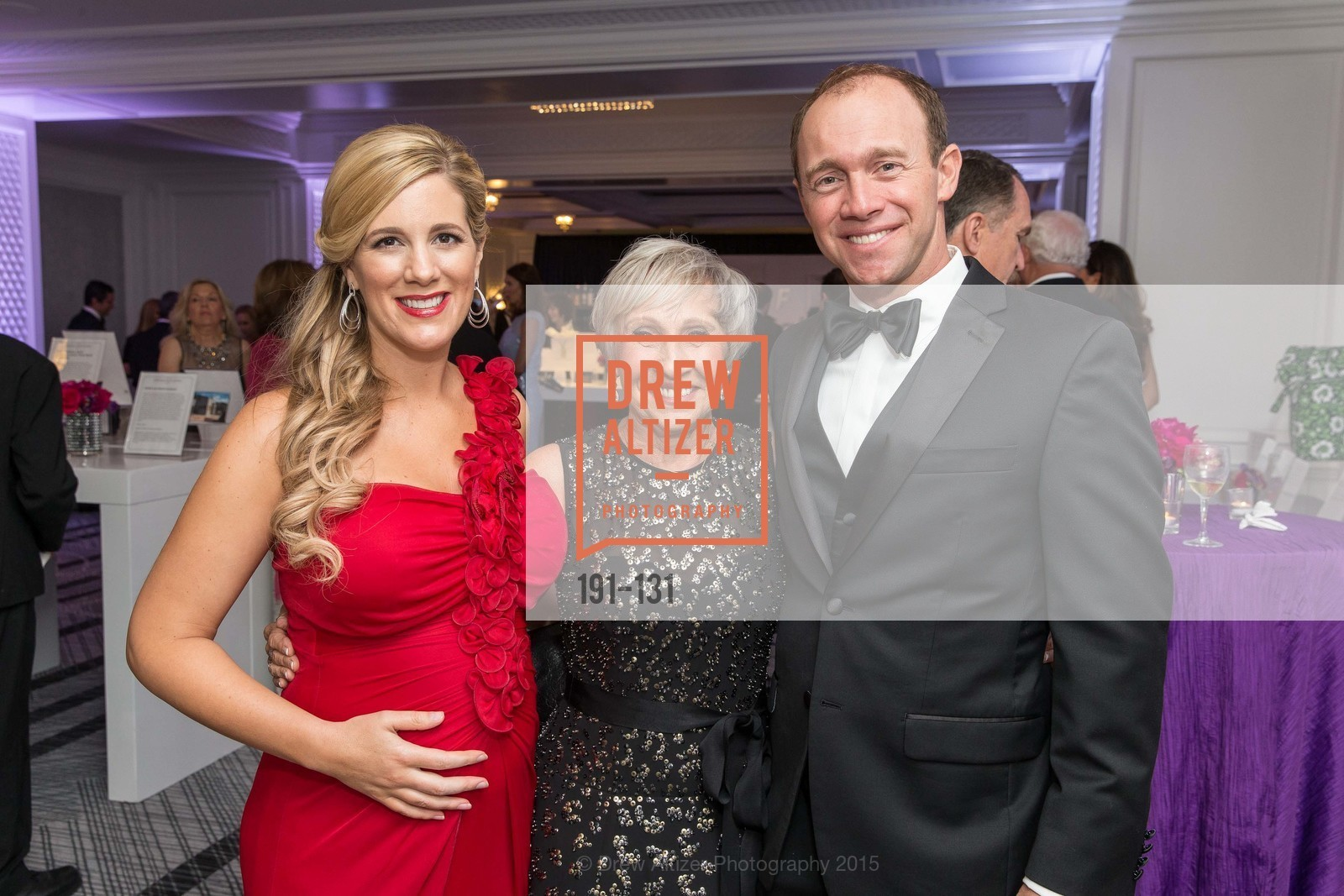 Lauren Sagan, Pam Sagan, Trevor Sagan, JUVENILE DIABETES RESEARCH FOUNDATION  Hope Gala, The Ritz-Carlton, May 29th, 2015,Drew Altizer, Drew Altizer Photography, full-service agency, private events, San Francisco photographer, photographer california