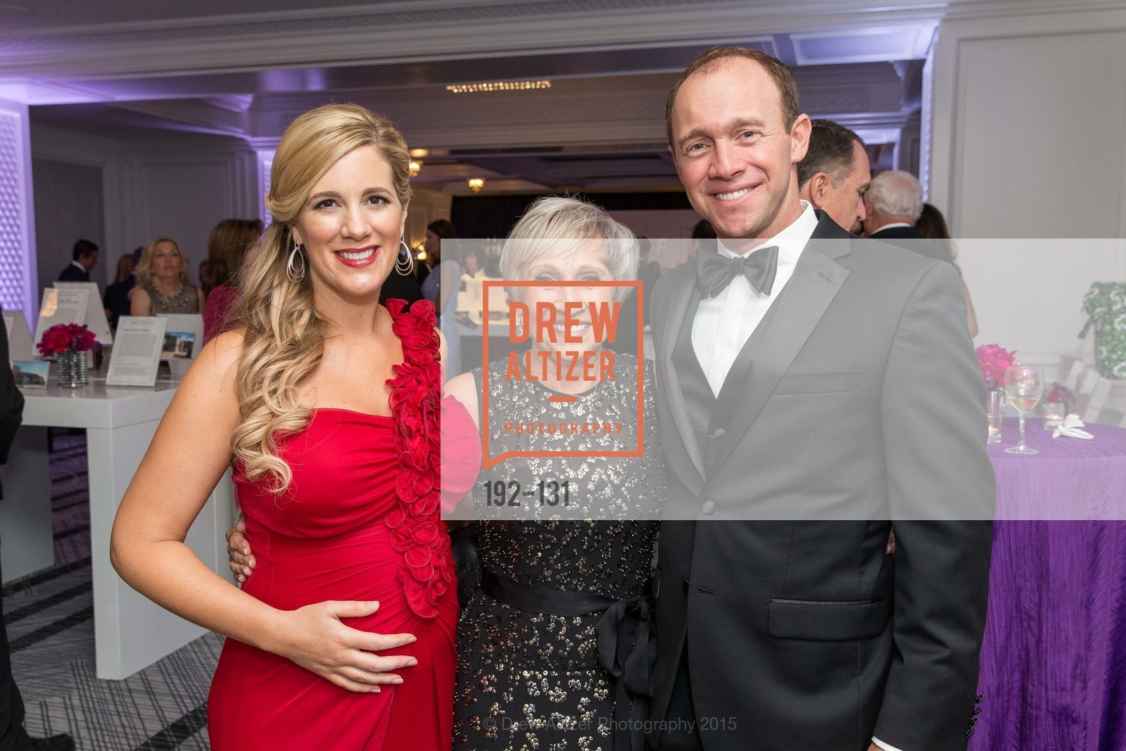 Lauren Sagan, Pam Sagan, Trevor Sagan, JUVENILE DIABETES RESEARCH FOUNDATION  Hope Gala, The Ritz-Carlton, May 29th, 2015,Drew Altizer, Drew Altizer Photography, full-service event agency, private events, San Francisco photographer, photographer California