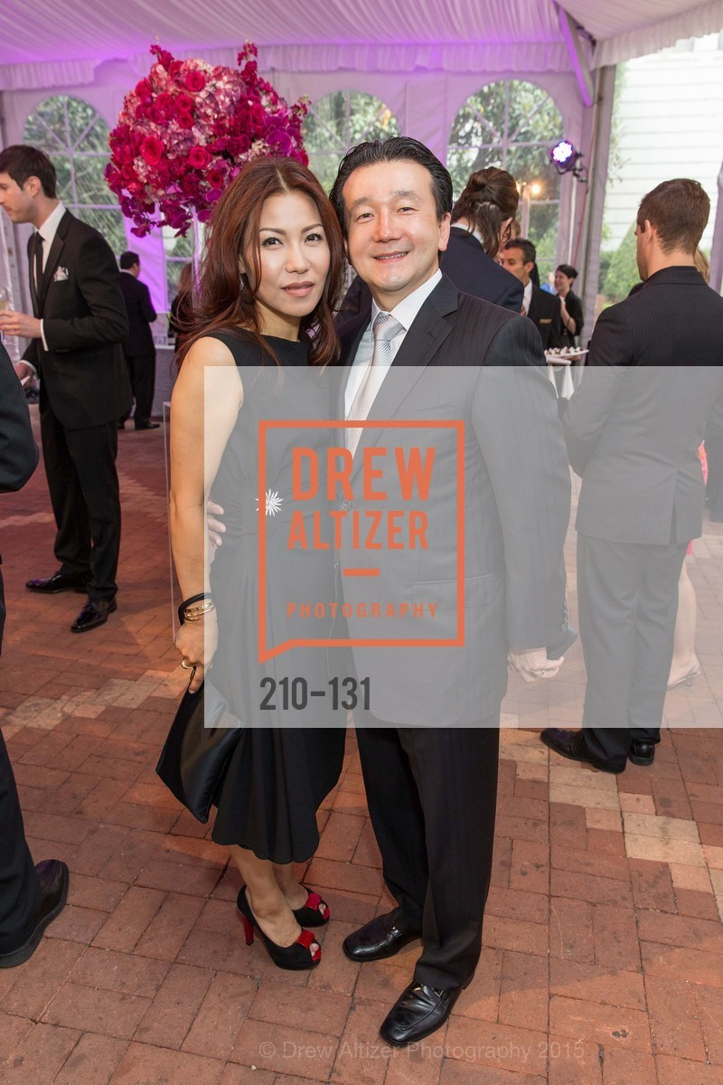 Lena Shim, Yang Shim, JUVENILE DIABETES RESEARCH FOUNDATION  Hope Gala, The Ritz-Carlton, May 29th, 2015,Drew Altizer, Drew Altizer Photography, full-service agency, private events, San Francisco photographer, photographer california