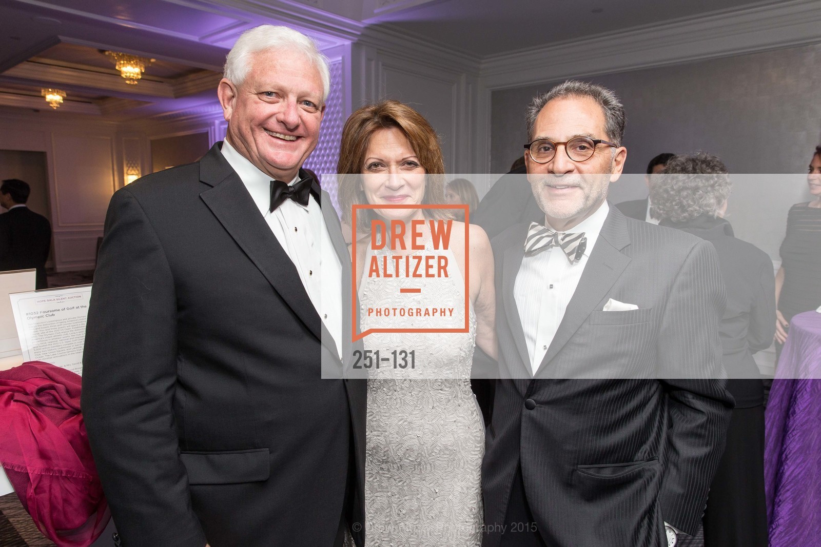 John Brady, Gail Ruby, Steven Ruby, JUVENILE DIABETES RESEARCH FOUNDATION  Hope Gala, The Ritz-Carlton, May 29th, 2015,Drew Altizer, Drew Altizer Photography, full-service agency, private events, San Francisco photographer, photographer california