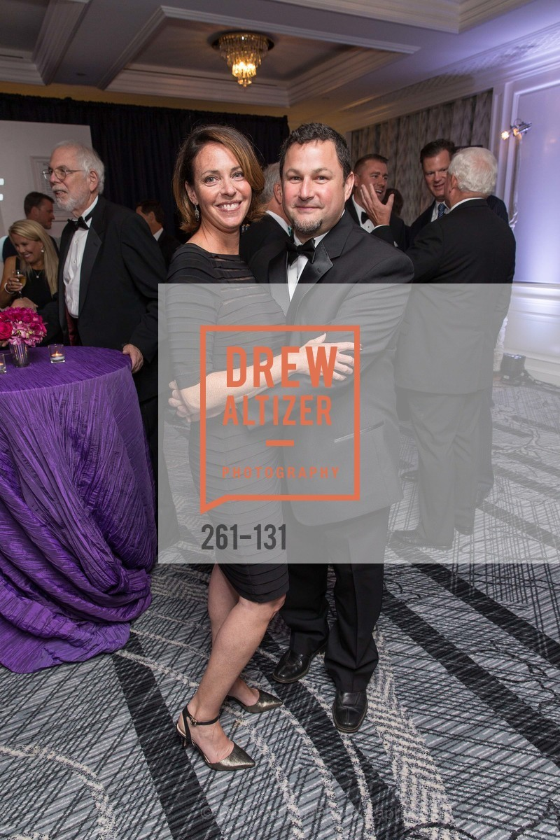 Jessica Berry, Mike Berry, JUVENILE DIABETES RESEARCH FOUNDATION  Hope Gala, The Ritz-Carlton, May 29th, 2015