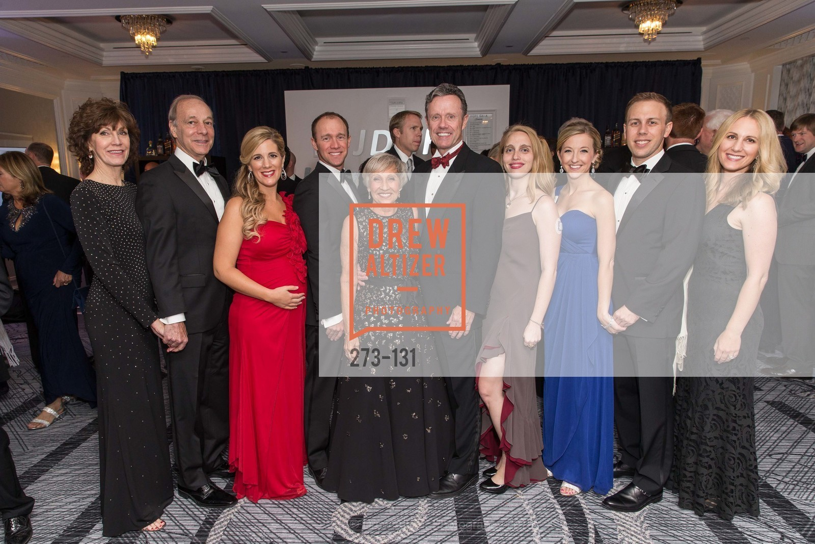 Lee Connor, Timothy Connor, Lauren Sagan, Trevor Sagan, Pam Sagan, Bill Sagan, Piper Sagan, Kristine Lefin, Whitney Sagan, Lindsey Hulse, JUVENILE DIABETES RESEARCH FOUNDATION  Hope Gala, The Ritz-Carlton, May 29th, 2015,Drew Altizer, Drew Altizer Photography, full-service agency, private events, San Francisco photographer, photographer california