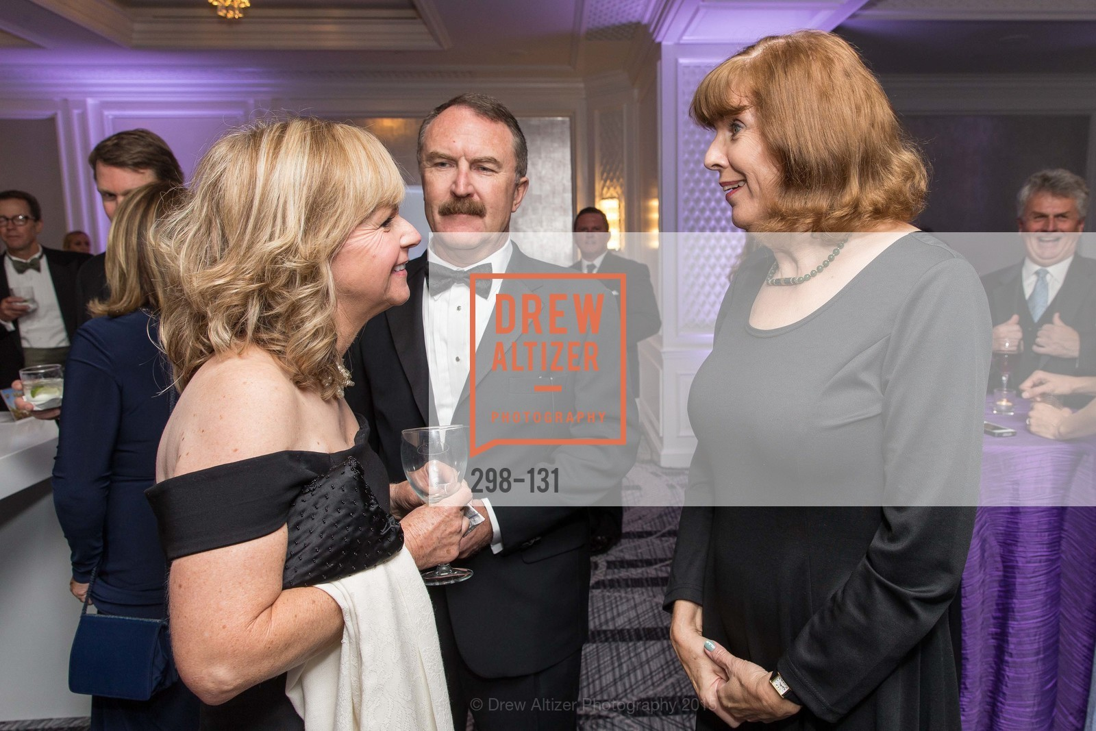 Vickie Mallon, Tom Mallon, Julie Rickert, JUVENILE DIABETES RESEARCH FOUNDATION  Hope Gala, The Ritz-Carlton, May 29th, 2015,Drew Altizer, Drew Altizer Photography, full-service agency, private events, San Francisco photographer, photographer california