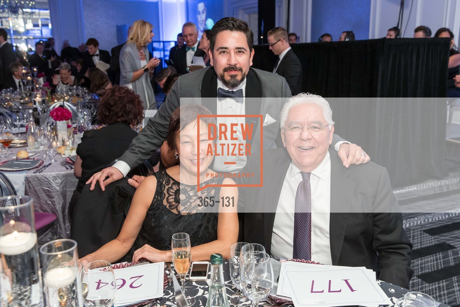 Judy Shizuru, Gonzalo Escudero, Senator Art Torres, JUVENILE DIABETES RESEARCH FOUNDATION  Hope Gala, The Ritz-Carlton, May 29th, 2015,Drew Altizer, Drew Altizer Photography, full-service agency, private events, San Francisco photographer, photographer california