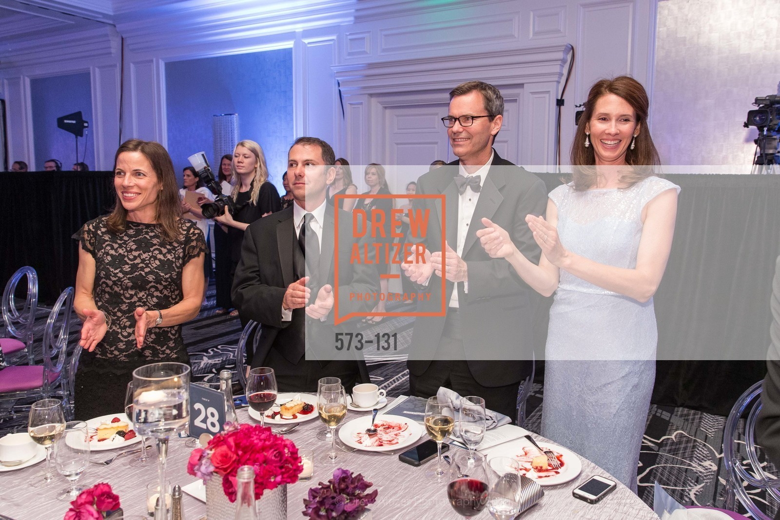 Sarah Kennedy, Tony Tafkins, Chad Lewis, Amy Lewis, JUVENILE DIABETES RESEARCH FOUNDATION  Hope Gala, The Ritz-Carlton, May 29th, 2015,Drew Altizer, Drew Altizer Photography, full-service agency, private events, San Francisco photographer, photographer california