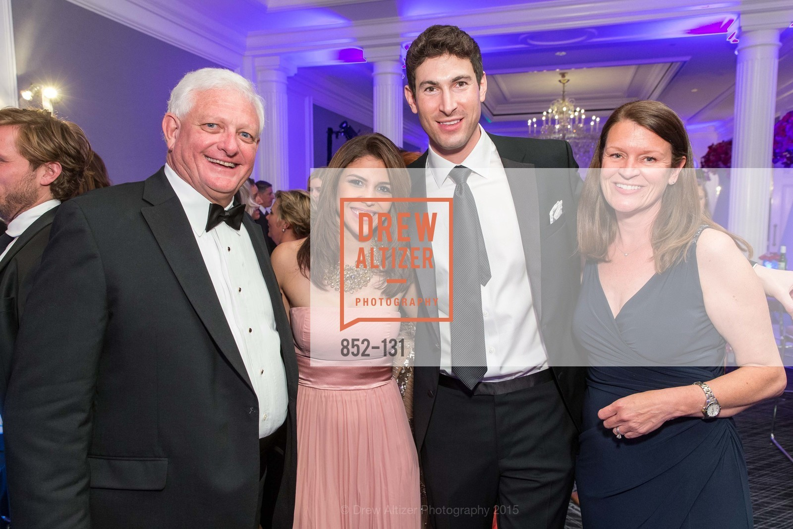 John Brady, Gabriella Dellan, Sam Brock, Shelly Jensen, JUVENILE DIABETES RESEARCH FOUNDATION  Hope Gala, The Ritz-Carlton, May 29th, 2015,Drew Altizer, Drew Altizer Photography, full-service agency, private events, San Francisco photographer, photographer california