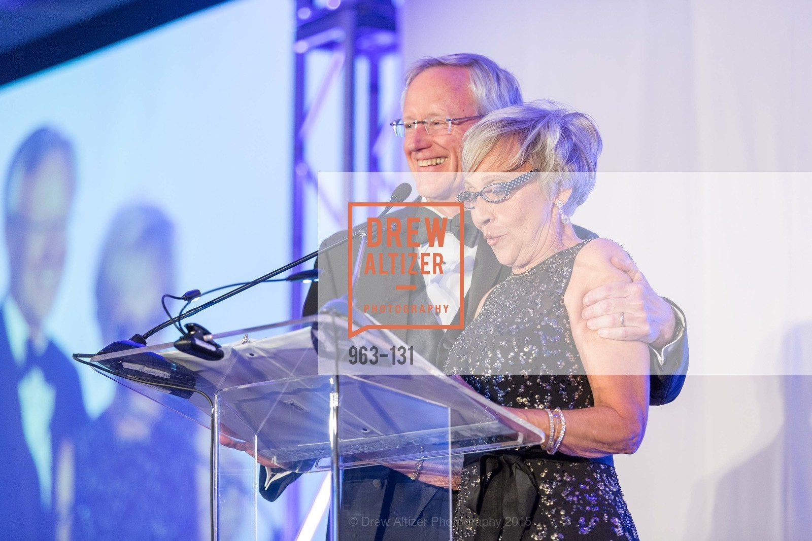 Dayton Coles, Pam Sagan, JUVENILE DIABETES RESEARCH FOUNDATION  Hope Gala, The Ritz-Carlton, May 29th, 2015