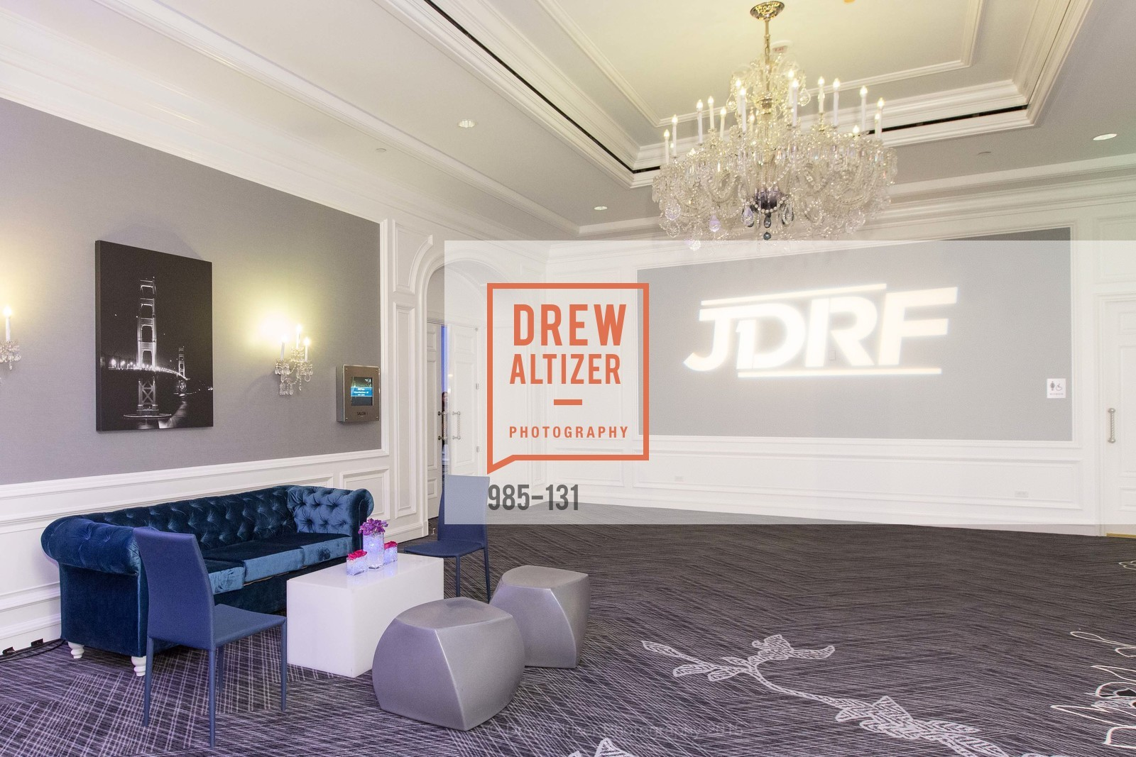 Atmosphere, JUVENILE DIABETES RESEARCH FOUNDATION  Hope Gala, The Ritz-Carlton, May 29th, 2015,Drew Altizer, Drew Altizer Photography, full-service event agency, private events, San Francisco photographer, photographer California