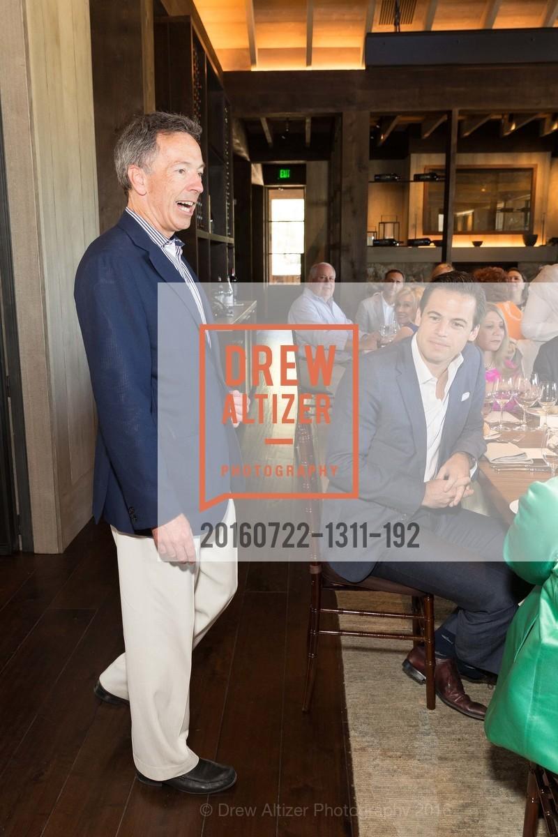 Rick Walker, Festival Napa Valley: Bulgari Luncheon at Davis Estates, Davis Estates. 4060 SILVERADO TRAIL, July 22nd, 2016