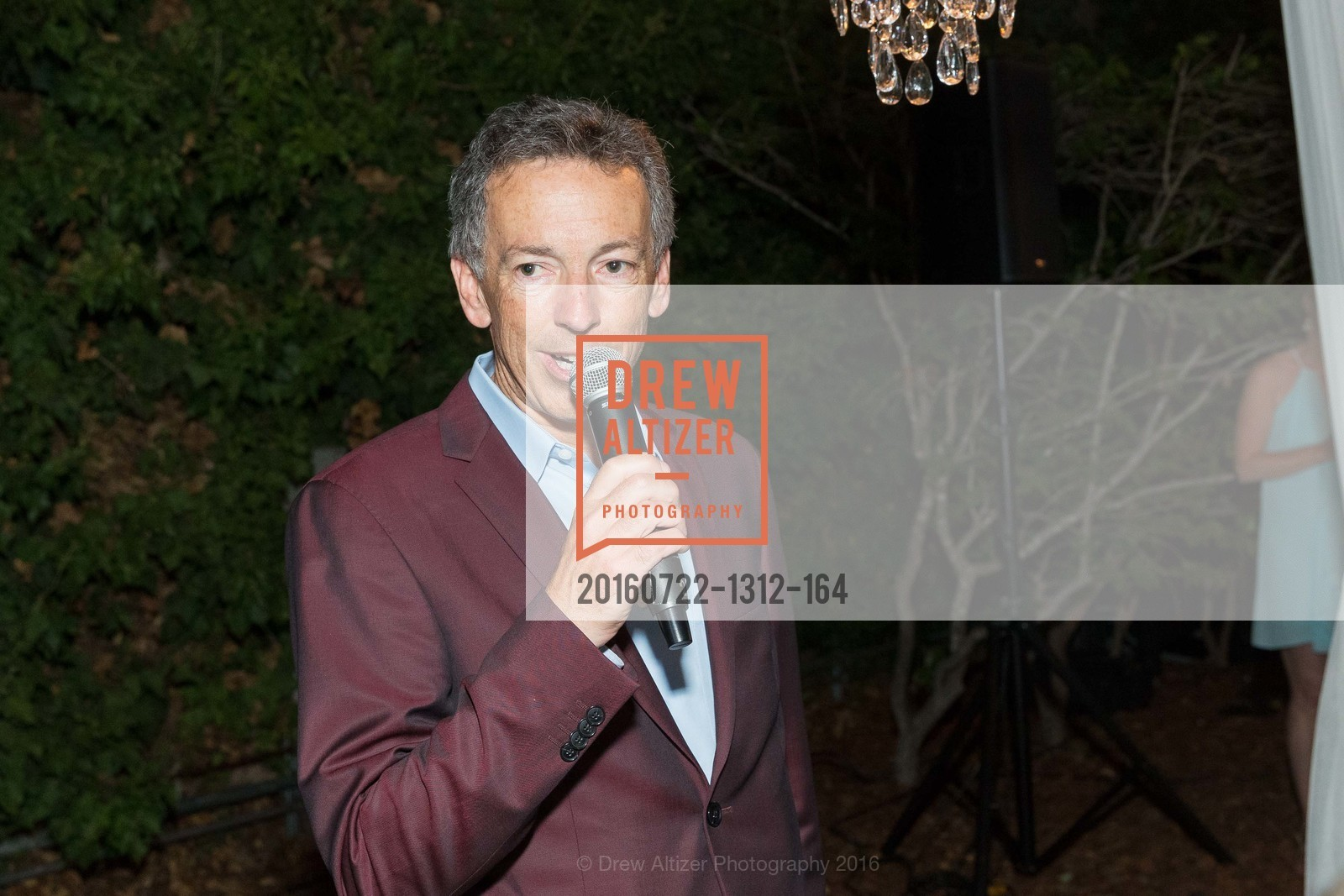 Rick Walker, Festival Napa Valley Patron Dinner at The Culinary Institute of America, The Culinary Institute of America. 2555 Main Street, July 22nd, 2016