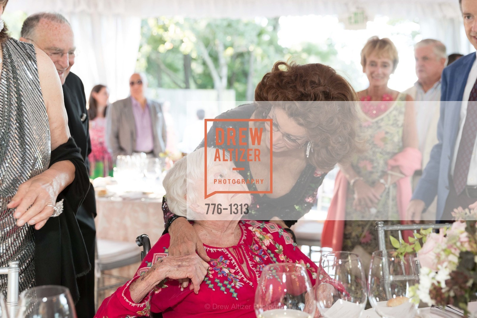 Margrit Mondavi, Sophia Loren, Festival Napa Valley Tribute to Margrit Mondavi at Far Niente, Far Niente Winery. 1350 Acacia Dr, July 23rd, 2016
