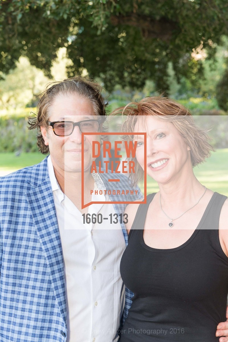 Rick Garber, Sonya Garber, Festival Napa Valley Tribute to Margrit Mondavi at Far Niente, Far Niente Winery. 1350 Acacia Dr, July 23rd, 2016