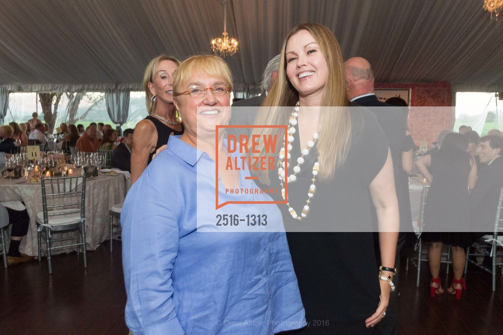 Lidia Bastianich, Tatiana Sorokko, Festival Napa Valley Tribute to Margrit Mondavi at Far Niente, Far Niente Winery. 1350 Acacia Dr, July 23rd, 2016
