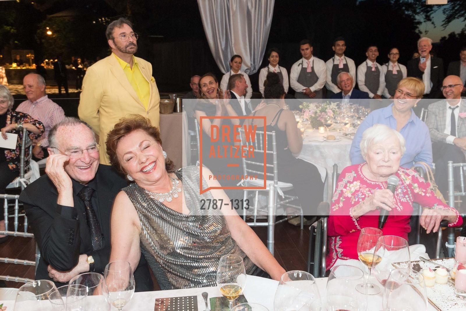 Jan Shrem, Maria Manetti Shrem, Festival Napa Valley Tribute to Margrit Mondavi at Far Niente, Far Niente Winery. 1350 Acacia Dr, July 23rd, 2016