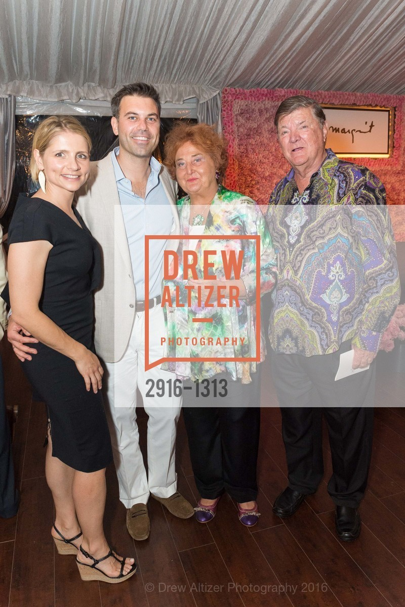 Sabrina Persson, Timothy Persson, Tatiana Copeland, Gerret Copeland, Festival Napa Valley Tribute to Margrit Mondavi at Far Niente, Far Niente Winery. 1350 Acacia Dr, July 23rd, 2016