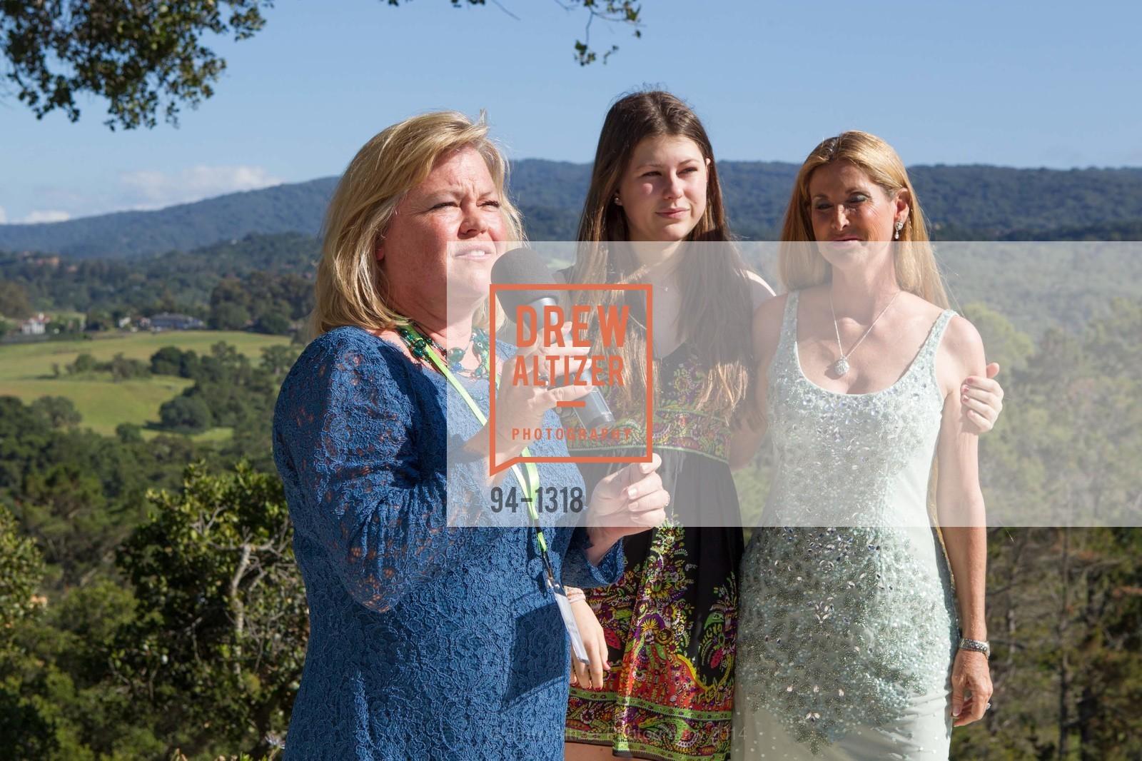 Linda Giampa, Kyla Cagan, Sherry Cagan, Photo #94-1318