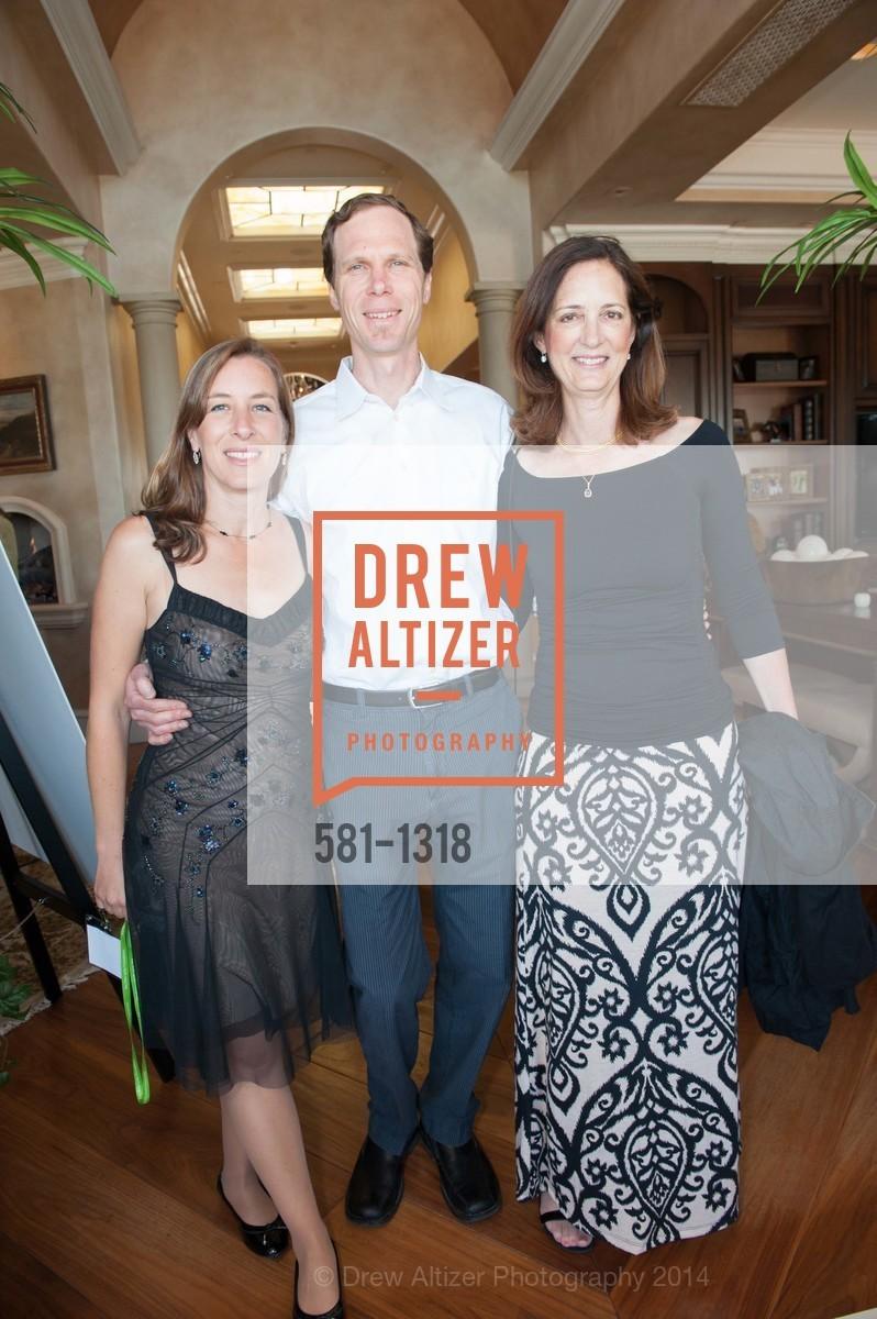 Lia Gaertner, Nancy Dougherty, Bay Area Lyme Foundation's LymeAid 2014, 884 Portola Road, Suite A7. Portola Valley, CA 94028, April 27th, 2014