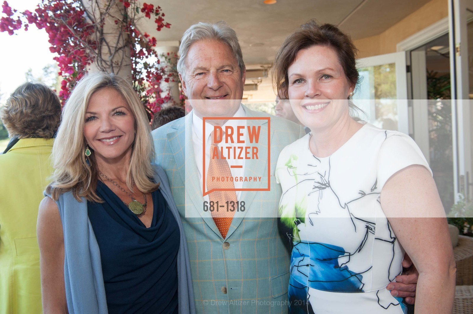 Michelle Danote, Charles Ward, Kathleen O'Rourke, Bay Area Lyme Foundation's LymeAid 2014, 884 Portola Road, Suite A7. Portola Valley, CA 94028, April 27th, 2014