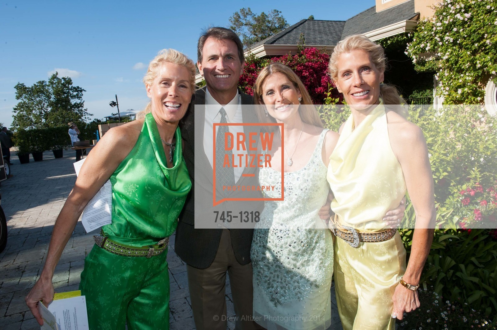 Amy Smith, Laird Cagan, Shelley Cagan, Annie Smith, Bay Area Lyme Foundation's LymeAid 2014, 884 Portola Road, Suite A7. Portola Valley, CA 94028, April 27th, 2014