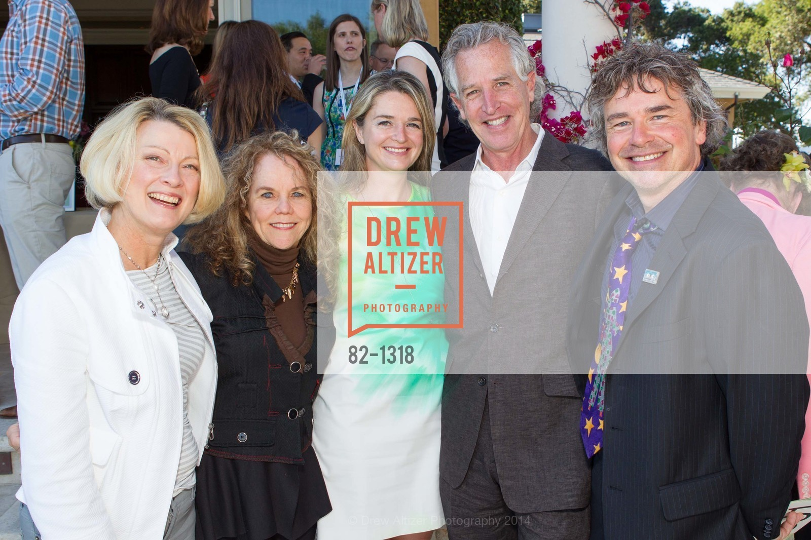 Ginny Sjoberg, JoAnn Loulan, Sinead Devine, Patrick Tinney, Ronny Crawford, Bay Area Lyme Foundation's LymeAid 2014, 884 Portola Road, Suite A7. Portola Valley, CA 94028, April 27th, 2014