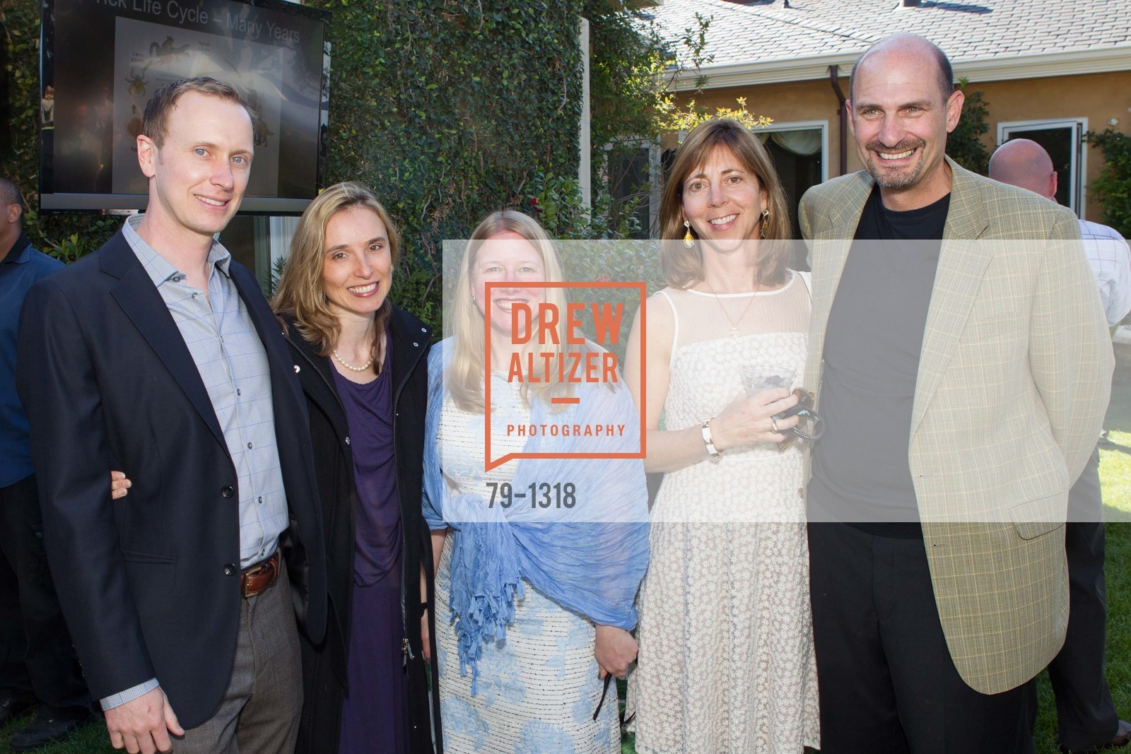 Liz Horn, ELizabeth Eshoo, Mark Eshoo, Photo #79-1318