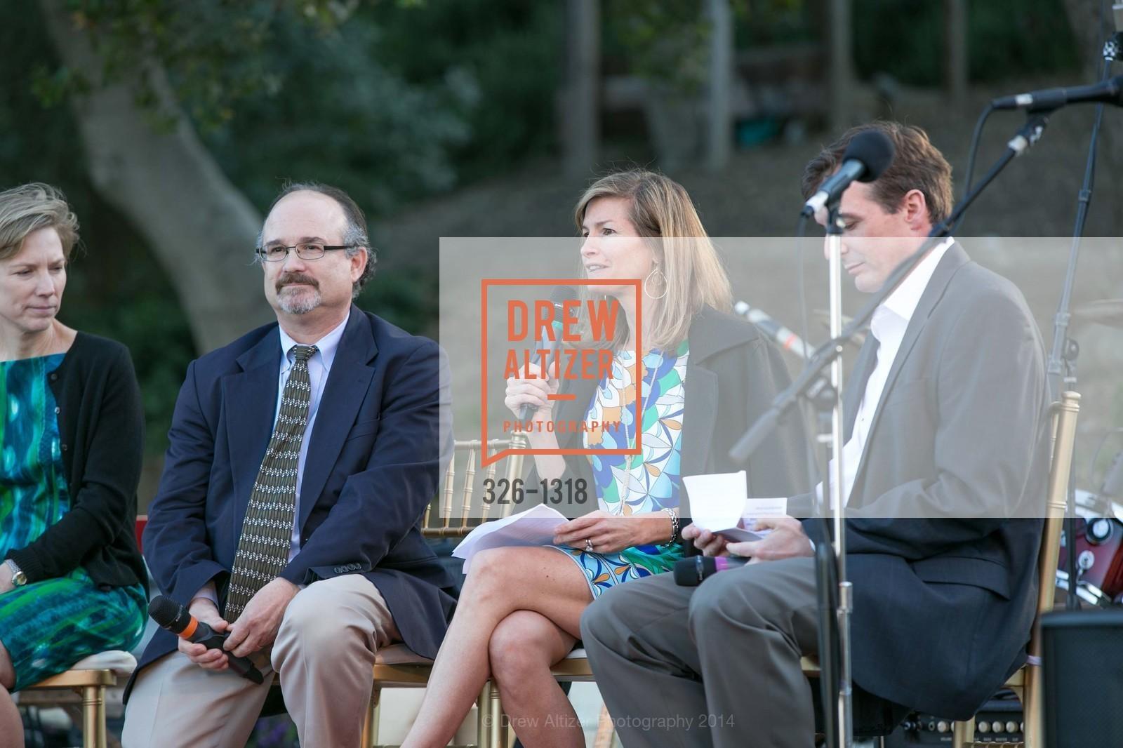Wendy Adams, John Aucott, Carin Rollins, William Robinson, Bay Area Lyme Foundation's LymeAid 2014, 884 Portola Road, Suite A7. Portola Valley, CA 94028, April 27th, 2014