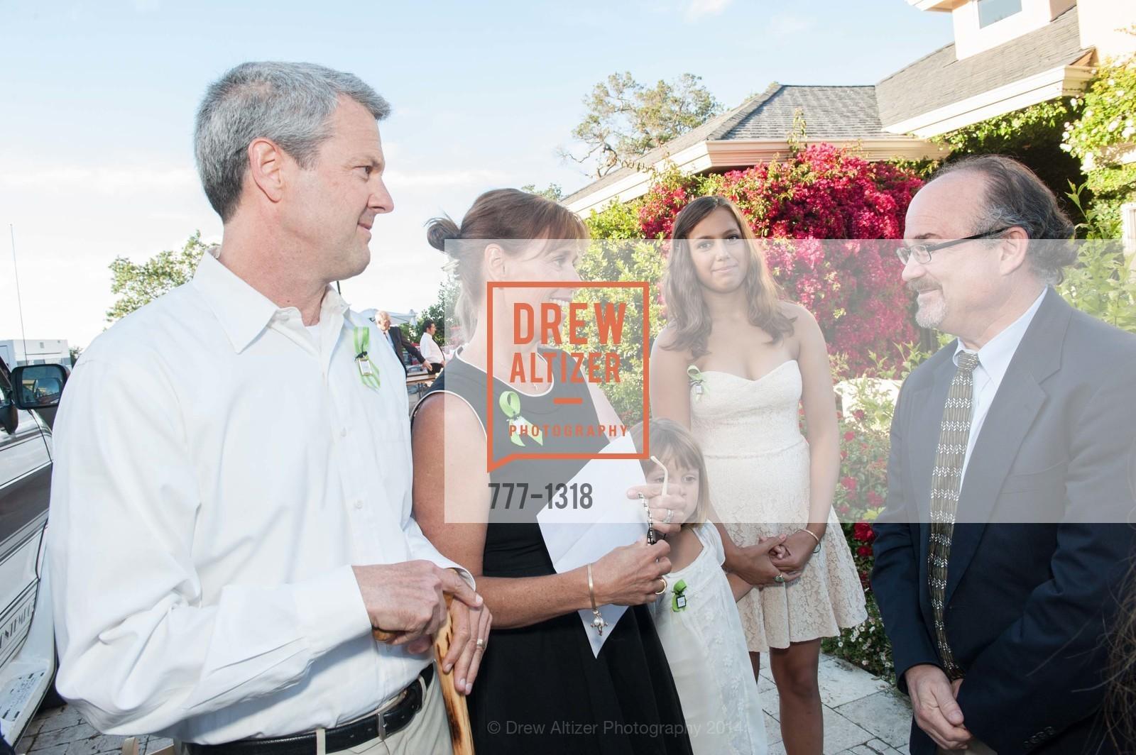 Scott Athearn, Camille Athearn, Bronte Athearn, John Aucott, Photo #777-1318