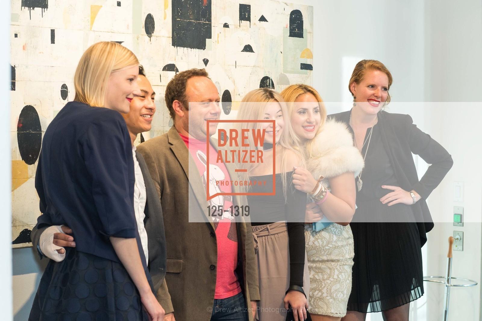 Francesca Weinzierl, Austin Dumlao, Alexander Volchegursky, Ashley Kirkpatrick, Genelle Ruiz, Francisca Amstaetter, Photo #125-1319
