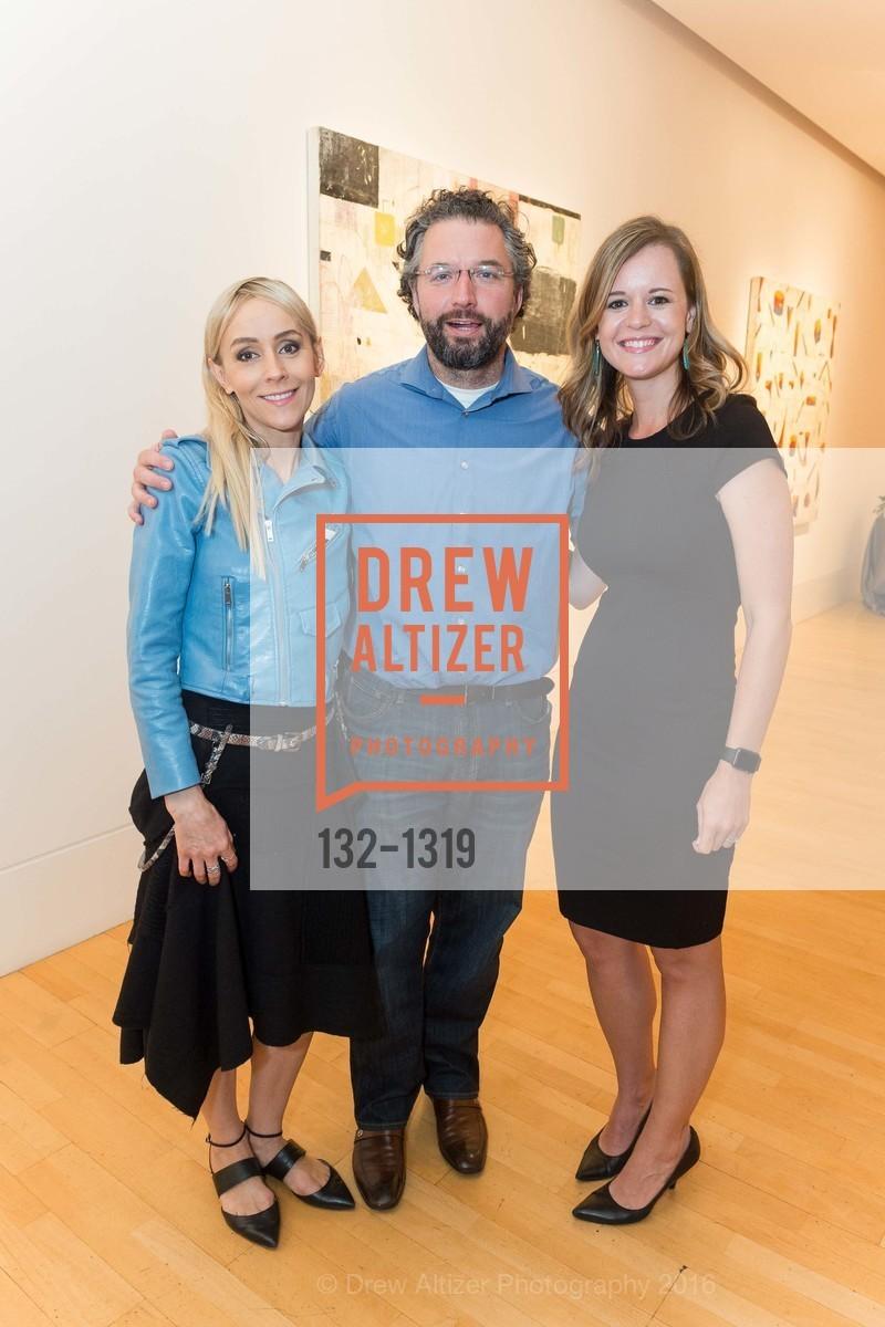 Agnieszka Kulczyk, Chris Denois, Kristin Campbell, Photo #132-1319