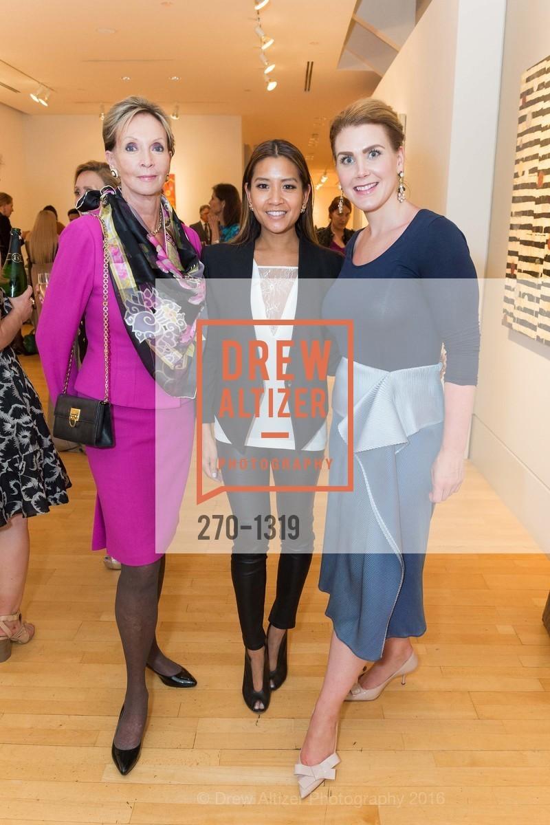 Sallie Huntting, Lillian Phan, Ashley Sherman, Photo #270-1319
