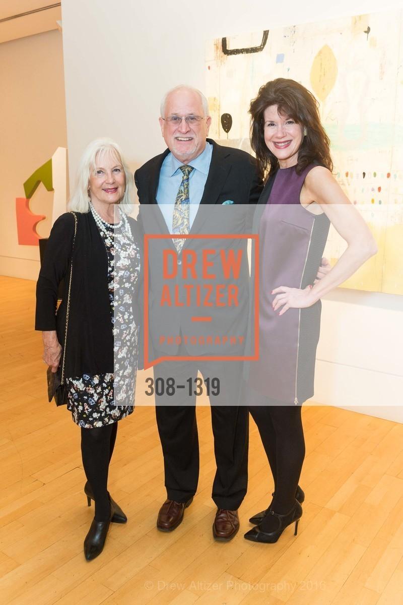 Elaine Mellis, John Hinman, Arlene Inch, Photo #308-1319