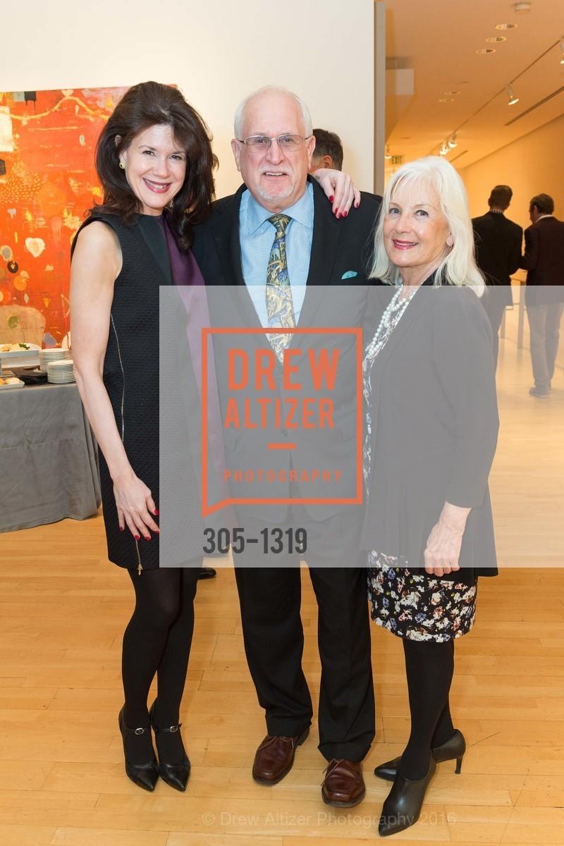 Elaine Mellis, John Hinman, Arlene Inch, Photo #305-1319