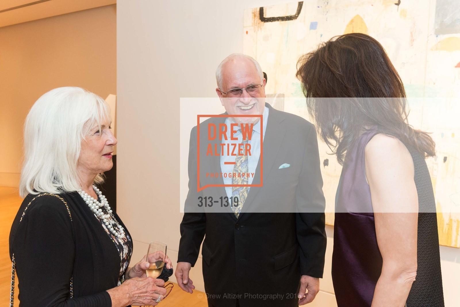Arlene Inch, John Hinman, Elaine Mellis, Photo #313-1319