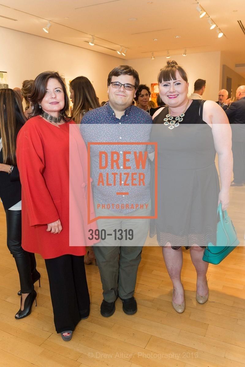 Elizabeth Folger, Jonathan Fearn, Erin Badilla, Photo #390-1319