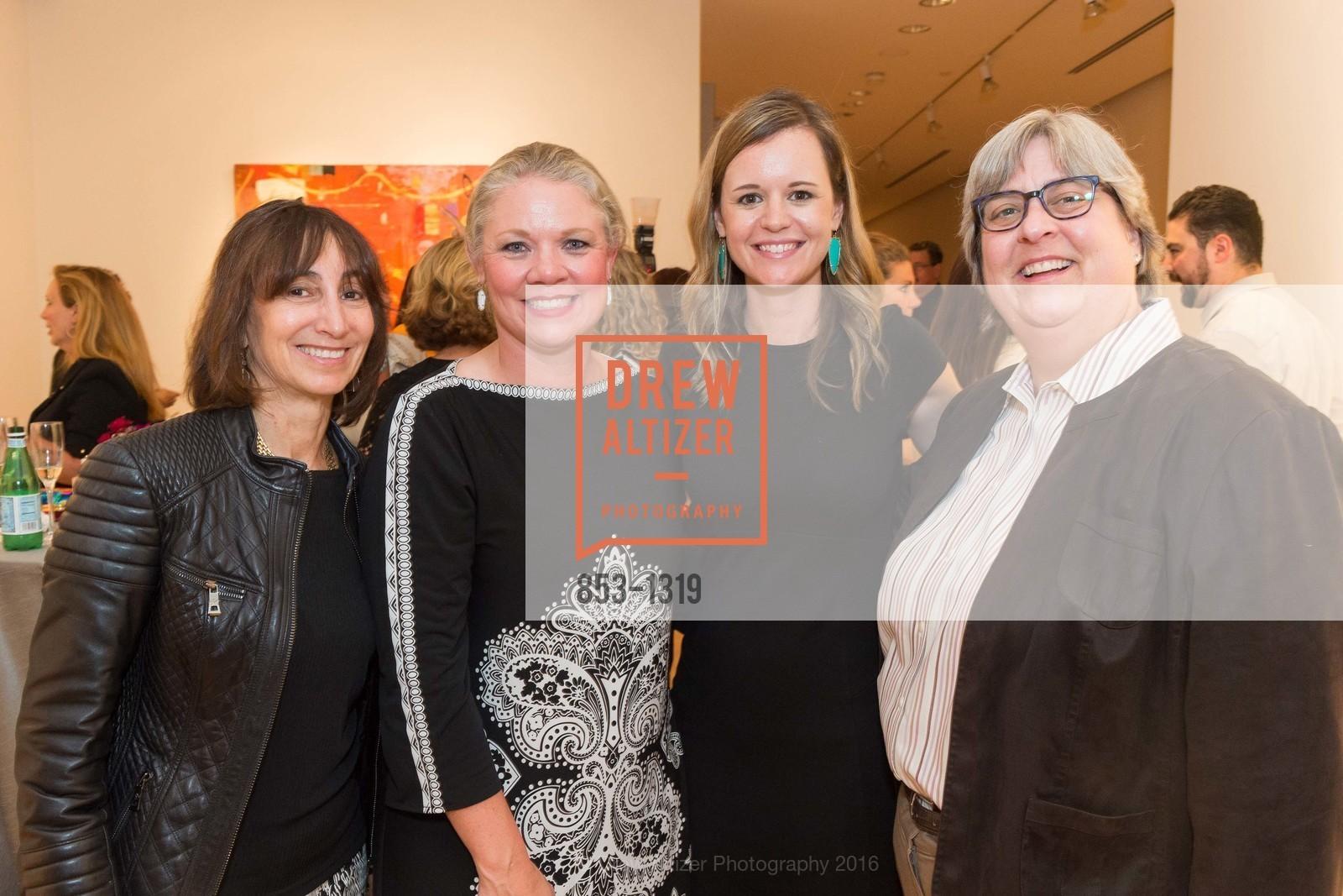 Joan Oloff, Katie Ray Jones, Kristin Campbell, Mary Ben Ramsey, Photo #853-1319