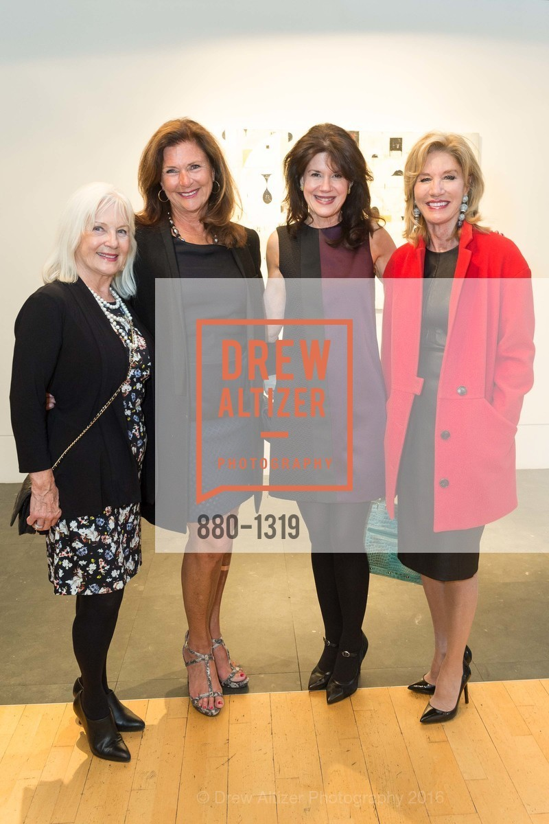 Arlene Inch, Linda Zider, Elaine Mellis, Mary Poland, Photo #880-1319