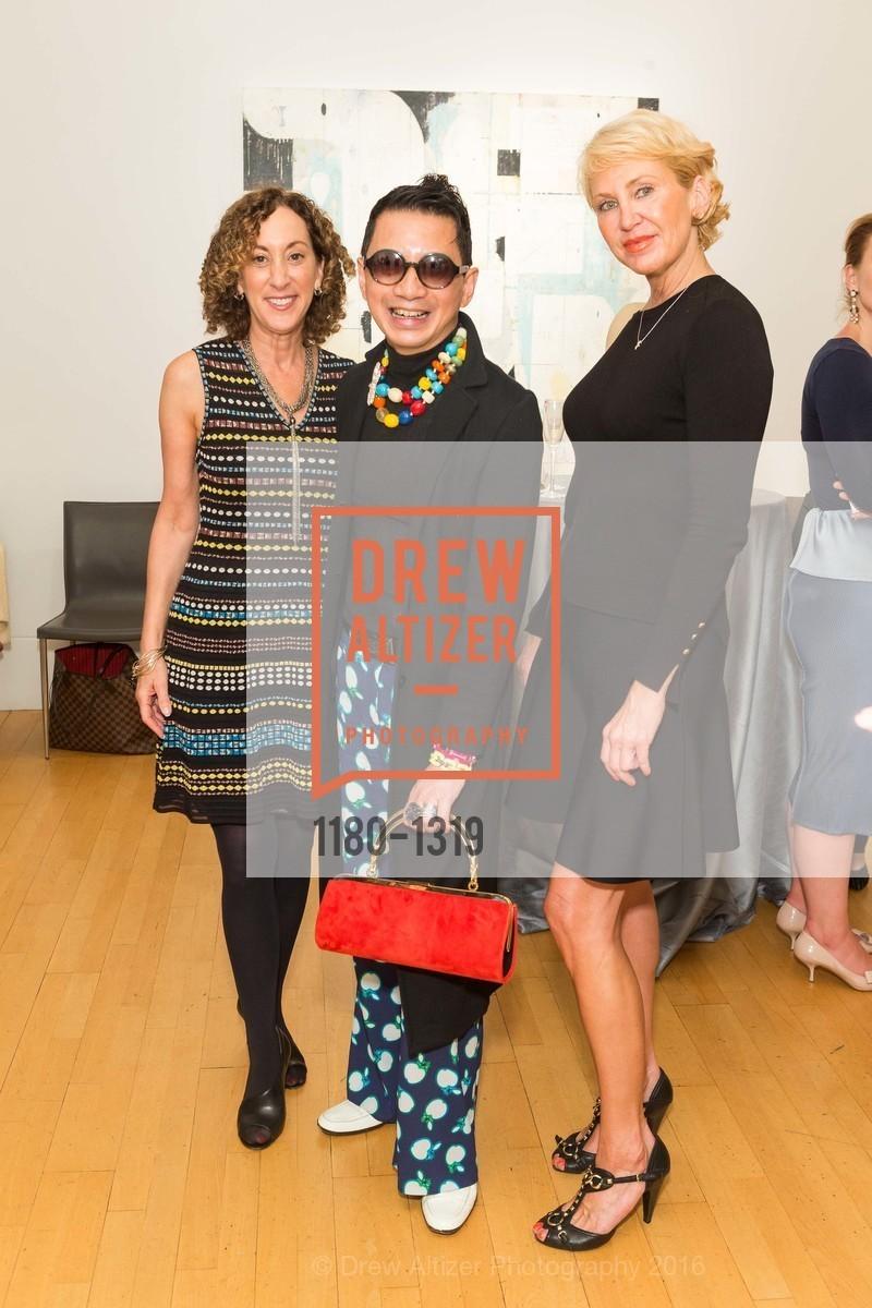 Susan Snyder, Lorence Manansala, Jill Pietrowiak, Photo #1180-1319
