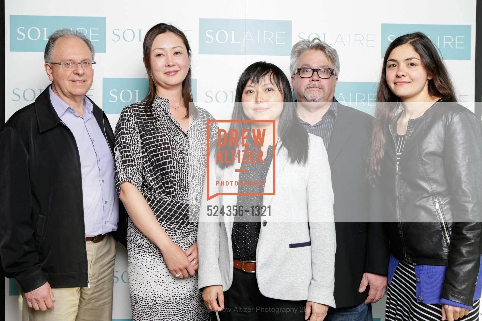 Robert Colyer, Naomi Motomura, Dawn Yim, Vern Lohman, Laudan Siahpolo, Photo #524356-1321