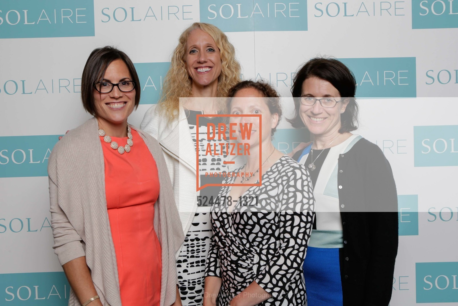Beth Weingarten, Ari Powell, Sarah Postyn, Solaire Grand Opening Party, Solaire. 299 Fremont Street, SF, CA 94105, July 27th, 2016