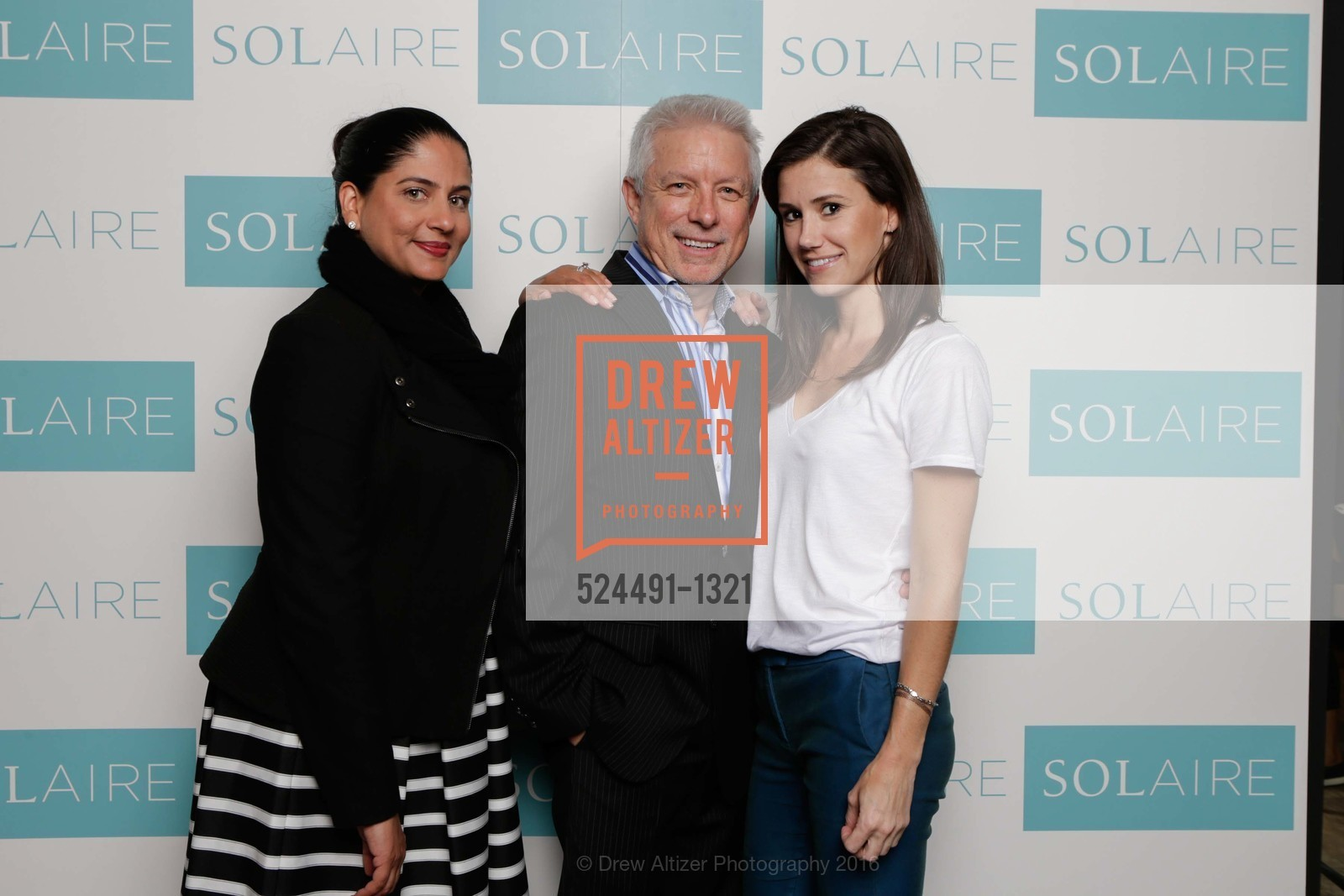 Nina Dosanjh, Bill Feyling, Amy Scarlett, Solaire Grand Opening Party, Solaire. 299 Fremont Street, SF, CA 94105, July 27th, 2016