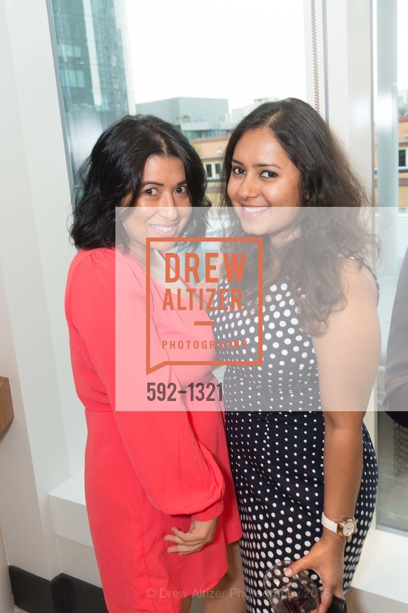 Janice Hennesey, Rashmi Biswas, Solaire Grand Opening Party, Solaire. 299 Fremont Street, SF, CA 94105, July 27th, 2016