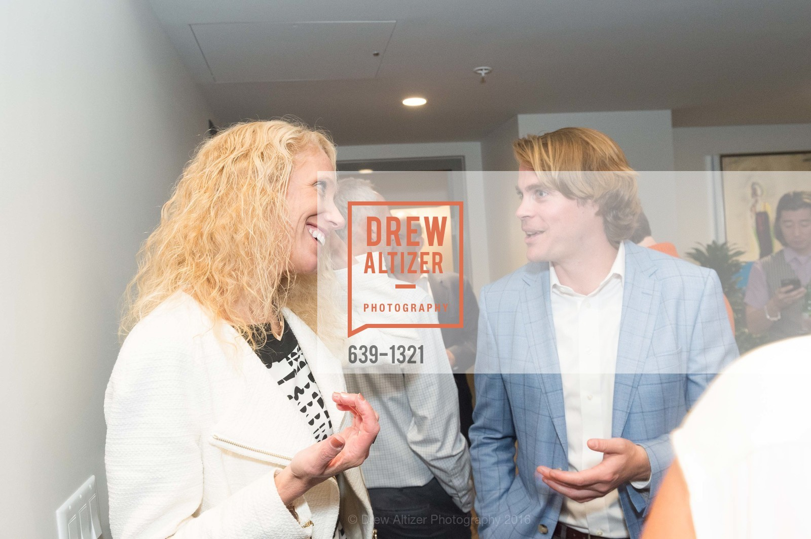 Beth Weingarten, Max Feely, Solaire Grand Opening Party, Solaire. 299 Fremont Street, SF, CA 94105, July 27th, 2016