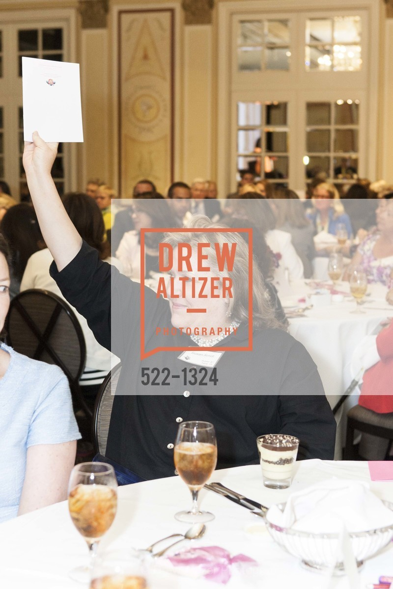 Susan Arnot, The Salvation Army's 12th Annual Flower Power Luncheon, Sir Francis Drake Hotel, August 3rd, 2016