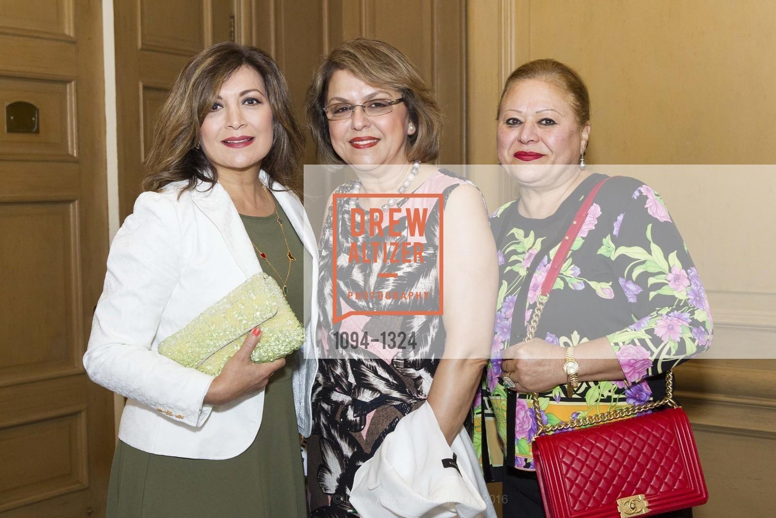 Kathy Razadi, Mina Beigi, Susan Ghasemy, Photo #1094-1324