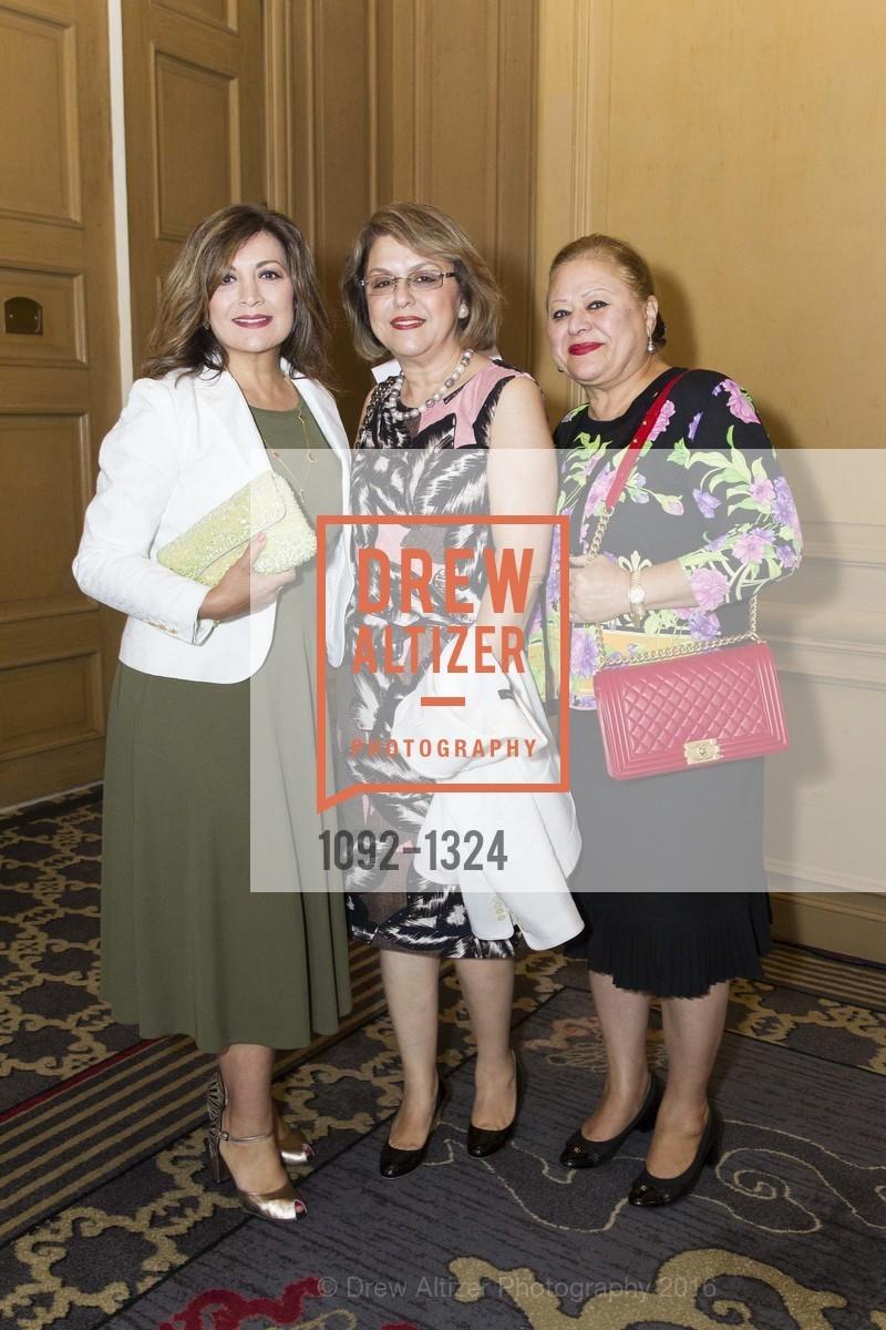 Kathy Razadi, Mina Beigi, Susan Ghasemy, Photo #1092-1324