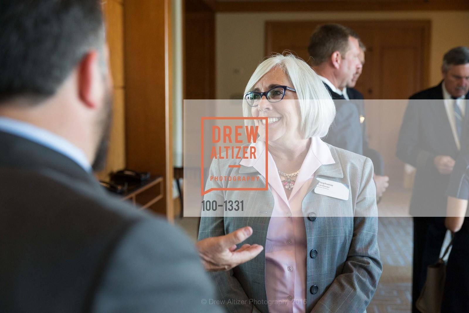 Stephanie Cardenaz, Alaska Airlines Community Reception, Four Season Hotel. 757 Market Street, August 2nd, 2016