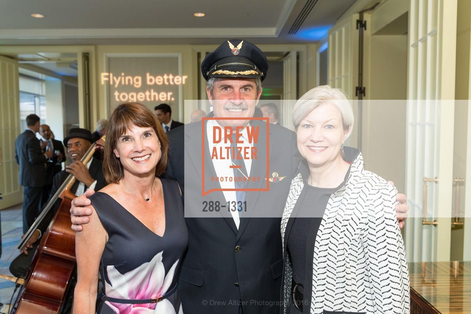 Andy Schneider, Tom Kemp, Patty Bedient, Photo #288-1331