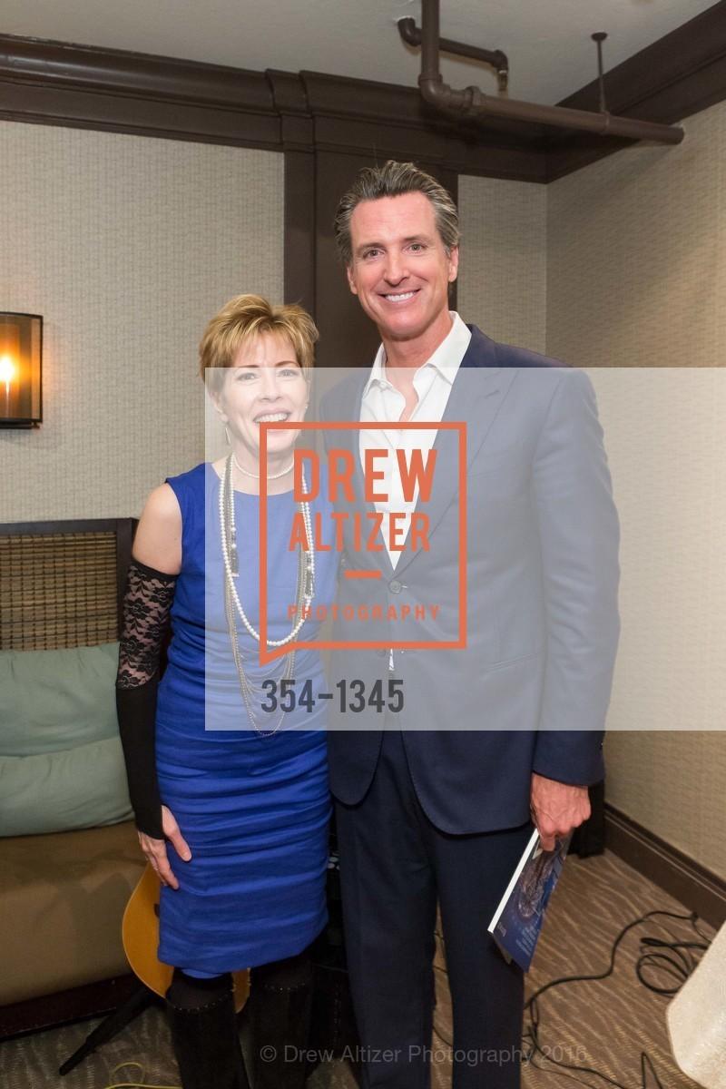 Sony Holland, Gavin Newsom, Photo #354-1345