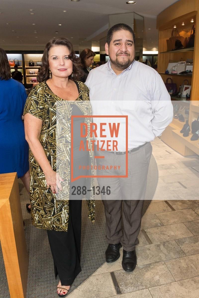 Elizabeth Folger, Dan Silva, Photo #288-1346