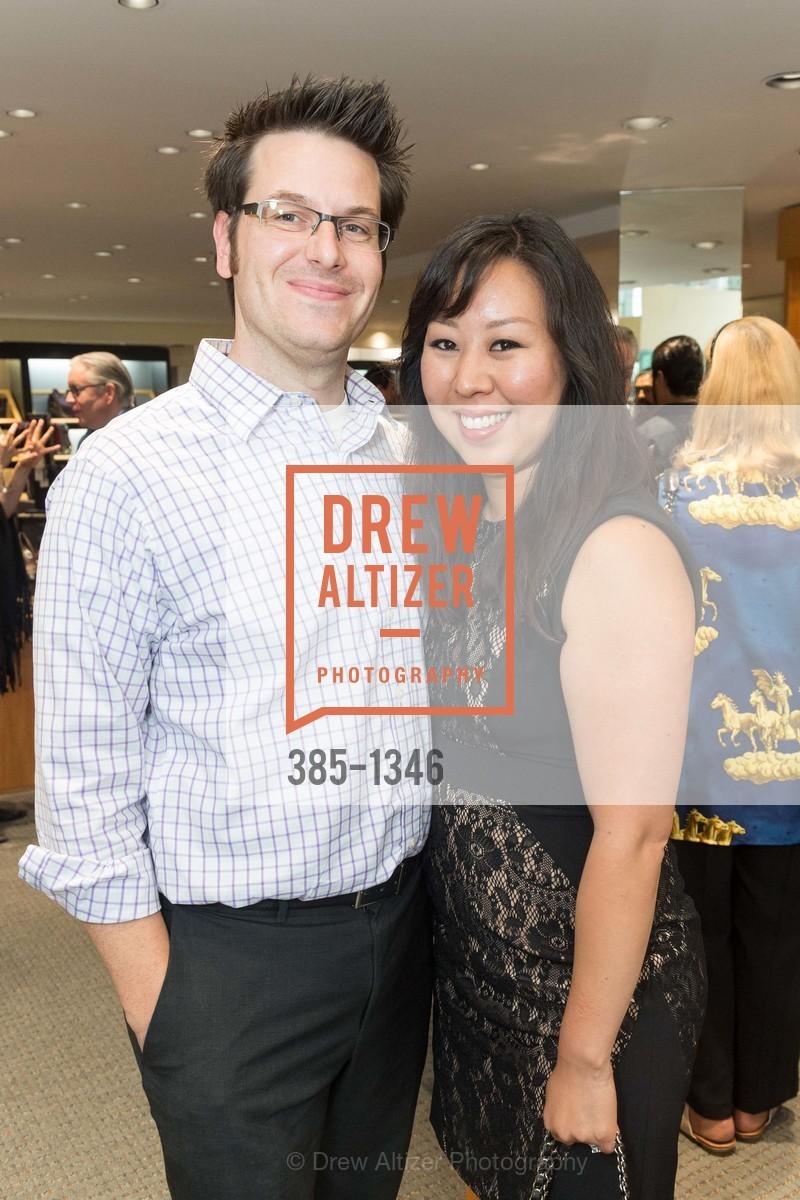 Ethan Wood, Christina Choi, Photo #385-1346